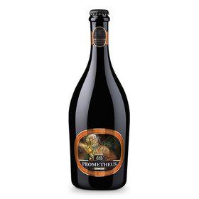 Birra artigianale PROMETHEUS - IMPERIAL STOUT - <b> 6 bottiglie - 75 cl </b> - BIRRIFICIO DELL'ETNA-LINEA PREMIUM