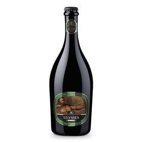 Birra artigianale ULYSSES - AMERICAN PALE ALE con scorze di limoni di Sicilia - <b> 6 bottiglie - 75 cl </b> - BIRRIFICIO DELL' ETNA-LINEA PREMIUM
