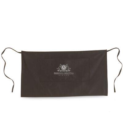 Davantino Linea premium - nero con logo bianco - BIRRIFICIO DELL'ETNA-GADGET