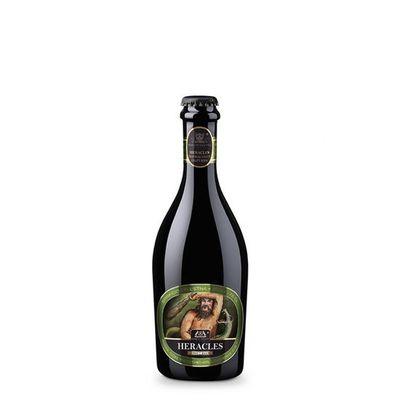 Birra artigianale HERACLES - BLONDE ALE con Pistacchio Verde di Bronte D.O.P. - <b>12 bottiglie - 37,5 cl </b> - BIRRIFICIO DELL'ETNA-LINEA PREMIUM
