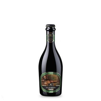 Birra artigianale ULYSSES - AMERICAN PALE ALE con scorze di limoni di Sicilia - <b>12 bottiglie - 37,5 cl </b> - BIRRIFICIO DELL' ETNA-LINEA PREMIUM